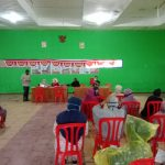 PENYALURAN BLT Dana Desa Tahanp I Bulan Januari