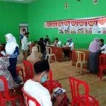 Penyaluran BST bulan Februari 2021 Di Desa Jeketro